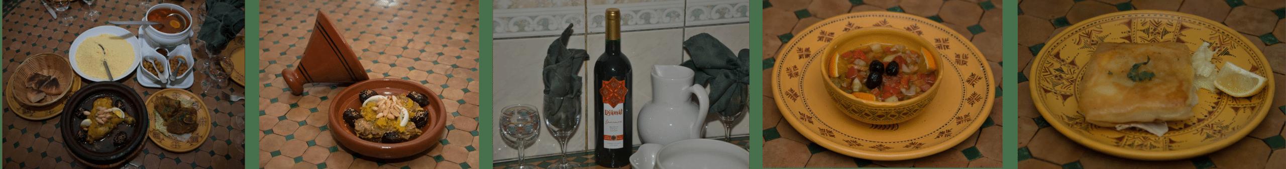 Traiteur-Restaurant Marocain La Fantasia a Pringy-Saint Fargeau Seine et Marne 77