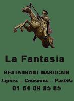 Restaurant traiteur marocain La Fantasia Couscous à Pringy Saint fargeau PonthierrySeine et Marne 77